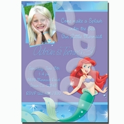 Ariel Personalized Invitations