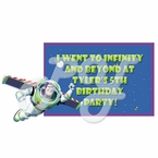 Buzz Lightyear Personalized Party Favor