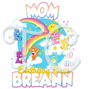 Care Bears personalized Parents Birthday t shirt