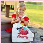 Character Canvas Tote Bags