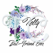 Floral Watercolor Personalized t shirt