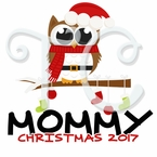 Christmas Owl Personalized Family Shirt