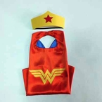 DC Superhero Girls Wonder Woman Cape and Crown Set