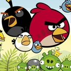Deluxe Angry Birds Personalized Party Pack