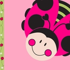 Deluxe Ladybug Oh So Sweet Personalized Party Pack