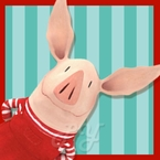 Deluxe Olivia the Pig Personalized Party Pack