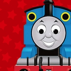 Deluxe Thomas the Train Personalized Party Pack