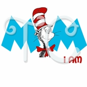 Dr. Seuss Birthday Parents personalized t shirt