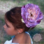 Flowers Headbands & Clips