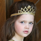 Gold Princess Crown