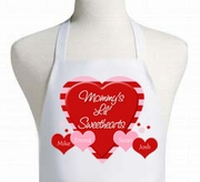 Little Sweetheart's Personalized Valentine's Day Apron
