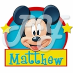 Mickey Mouse personalized t shirt