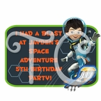 Miles from Tomorrowland personalized Party Favor
