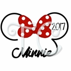 Minnie Mouse Personalized shirt