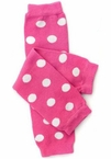 Minnie Mouse Pink and white Polka dot Leg Warmers