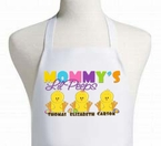 My Peeps Personalized Easter Apron