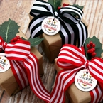 Personalized Christmas Gift tags & Stickers
