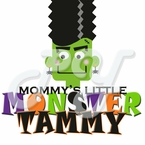 Personalized Halloween Monster t shirt