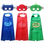 PJ Mask Superhero Cape and Mask Set