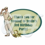 Prince Naveen Personalized Party Favor
