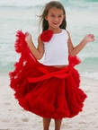 Ruby Red Pettiskirt