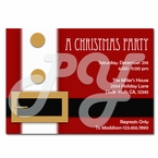 Santa Christmas Party Invitation