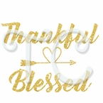 Thankful and Blessed Thanksgiving Shirt