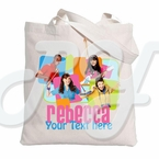 The Fresh Beat Band Personalized Tote Bag