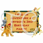 The Lion Guard Personalized Party Favor