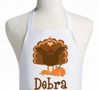 Turkey Personalized Apron