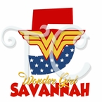 Wonder Woman Personalized Birthday t shirt