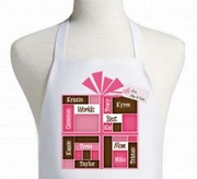 Worlds Best personalized Name Apron