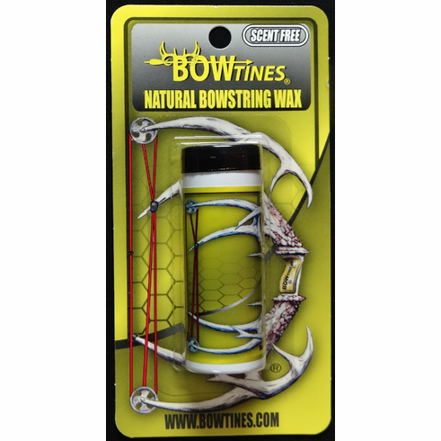 Natural Bow/XBow Bowstring Wax