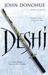 Deshi (A Connor Burke Martial Arts Thriller) by John Donohue