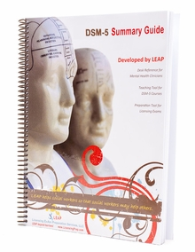 2017 LEAP DSM-5 Advanced Generalist Summary Guide