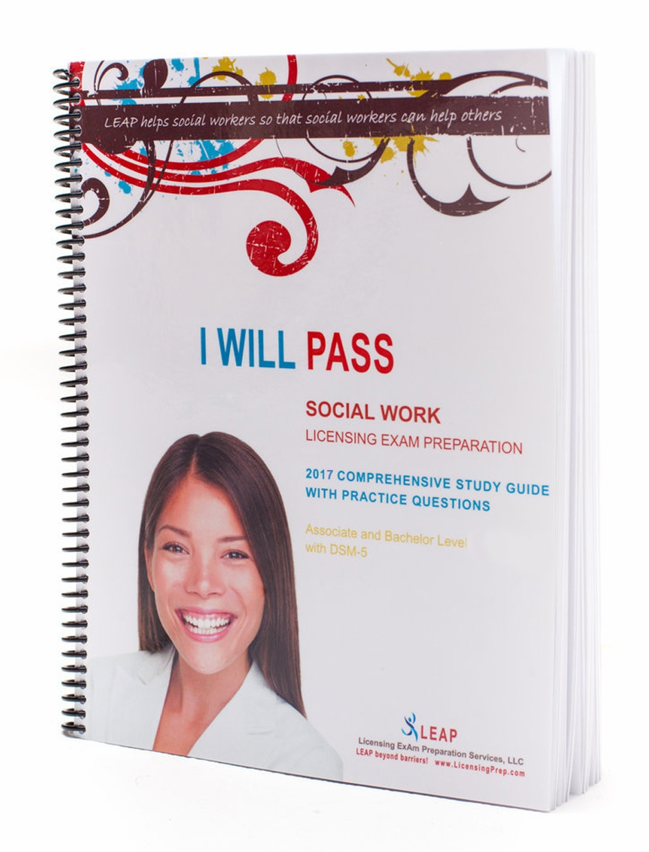 Social work aswb clinical exam guide, second edition: a.