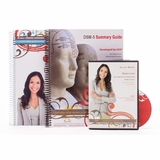 2019 LEAP Masters Comprehensive Study Guide PLUS Audio Course AND DSM-5 Summary Guide Package
