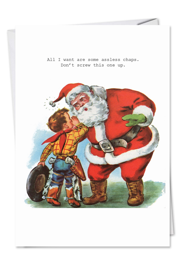 Nude funny christmas cards-9534