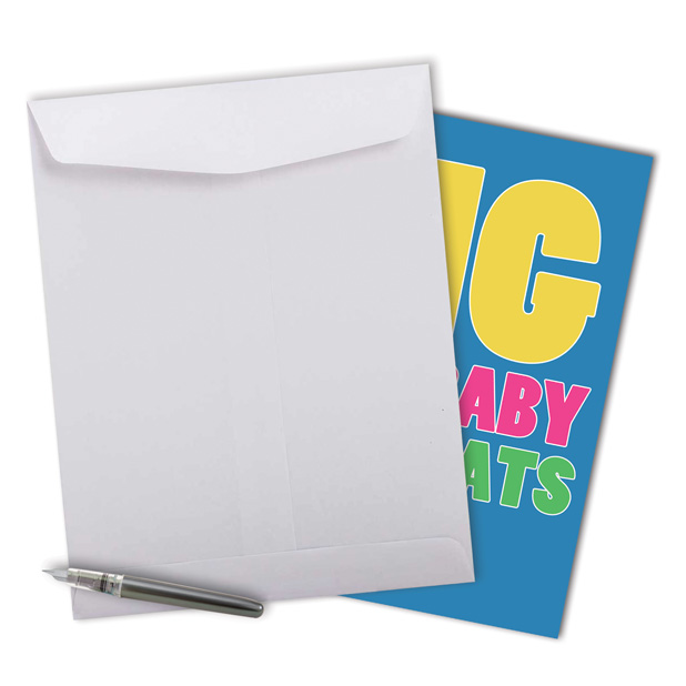 big new baby congrats big ones baby greeting card nobleworks