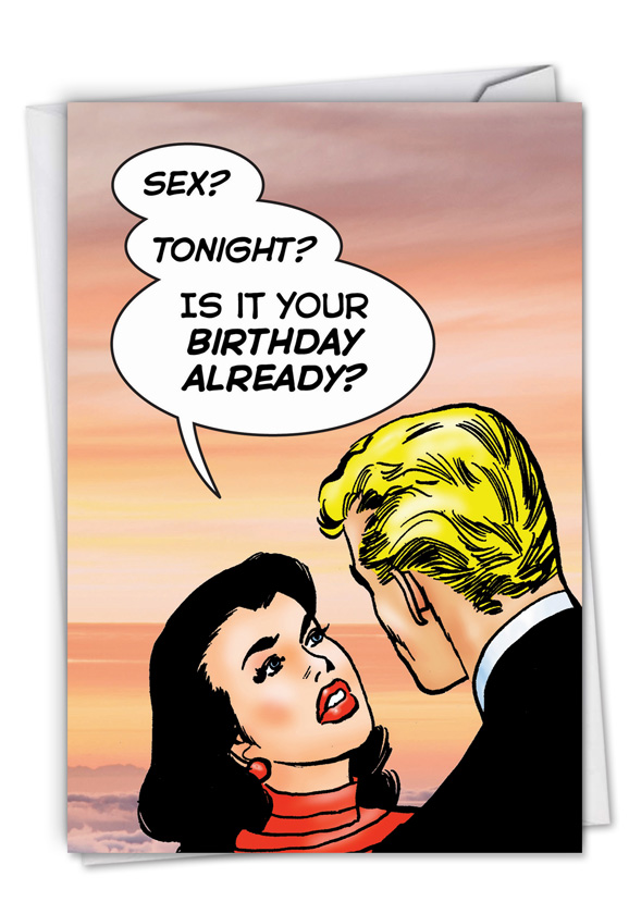 Send dirty birthday ecards