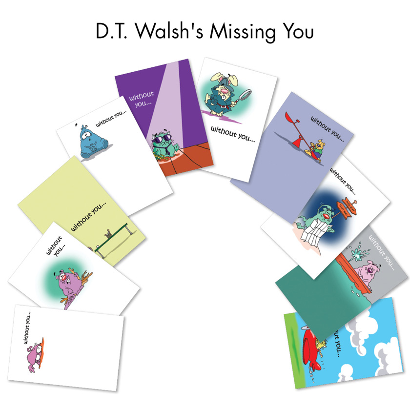 Dt walshs missing you assorted cartoons miss you greeting card dt walshs missing you assorted cartoons miss you greeting card dt walsh m4hsunfo