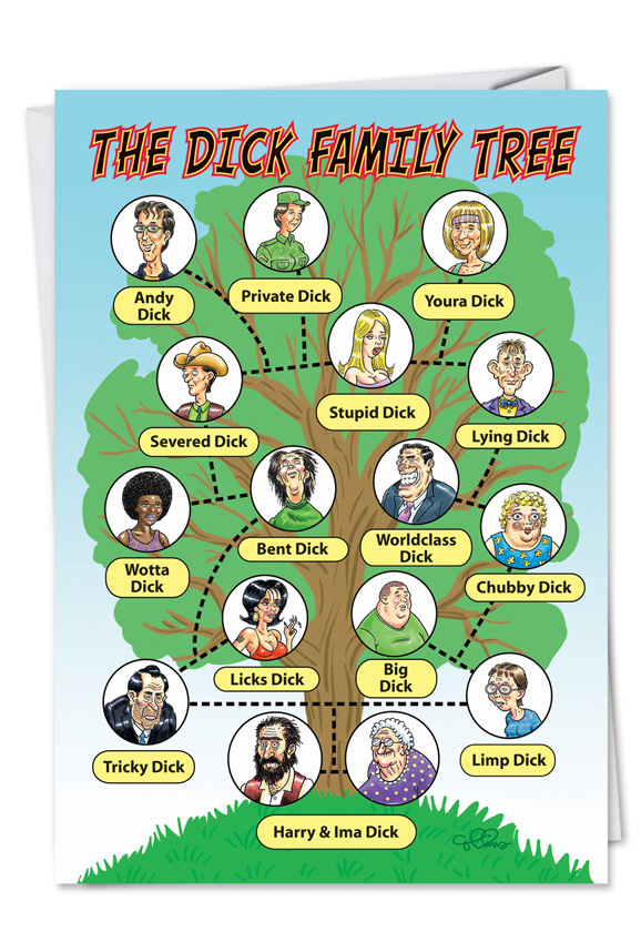 Opinion you dick family genealogy