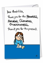 greeting have a happy hanuk no matter how you spell it - Funny Hanukkah Cards