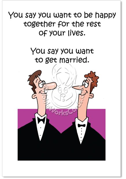 happy gay marriage card