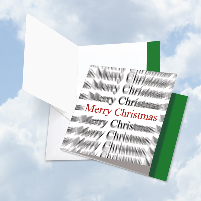Holiday Words In Motion - Merry Christmas Nobleworks By Design Merry ...