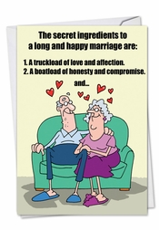 Funny Marriage & Anniversary Greeting Cards