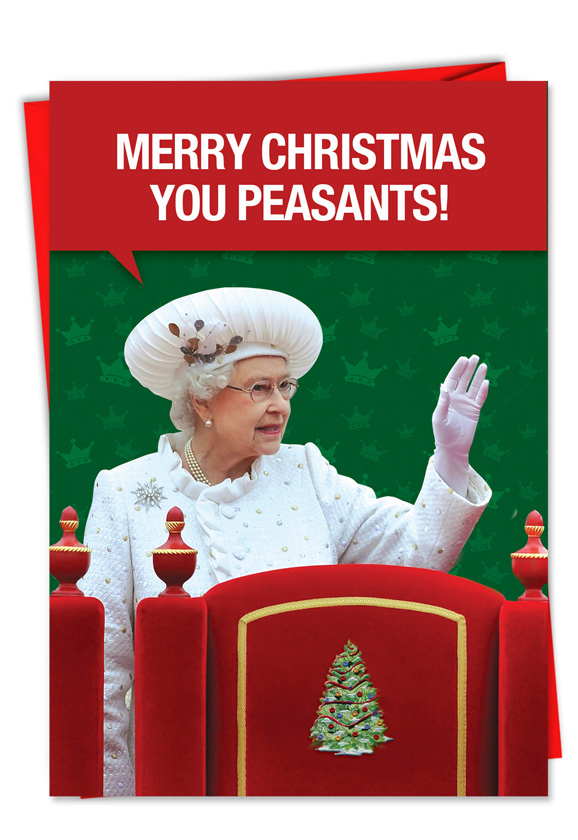 Merry Christmas Funny Images.Merry Christmas Peasants Card