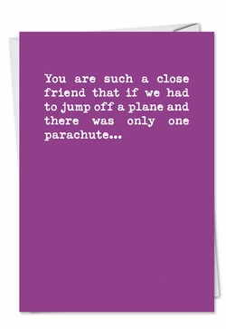 Birthday Greeting Cards To Make You Laugh Out Loud