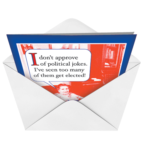 Political jokes funny birthday card hilarious birthday greeting card from nobleworkscards political jokes image 2 m4hsunfo