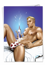 Good erotic on line greeting cards that scene